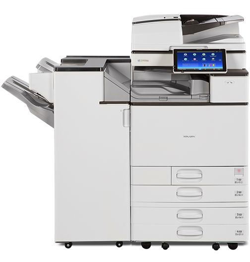 RICOH MP C4504ex Performance Color Laser Multifunction Printer