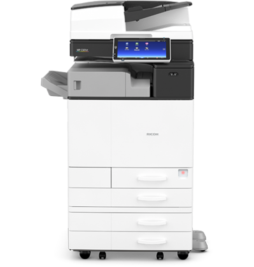 RICOH MP C501 Performance Color Laser Multifunction Printer