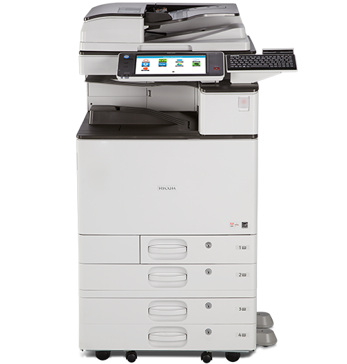 RICOH MP C6003SP TE for Education Color Laser Multifunction Printer