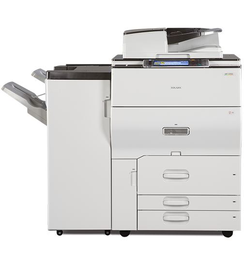 RICOH MP C6502 Color Laser Multifunction Printer