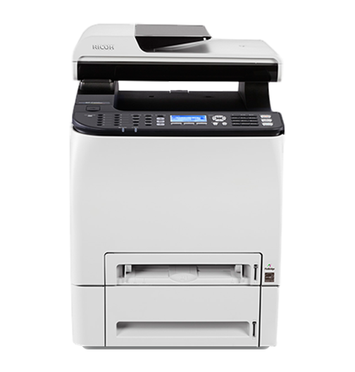 RICOH SP C250SF Color Laser Multifunction Printer
