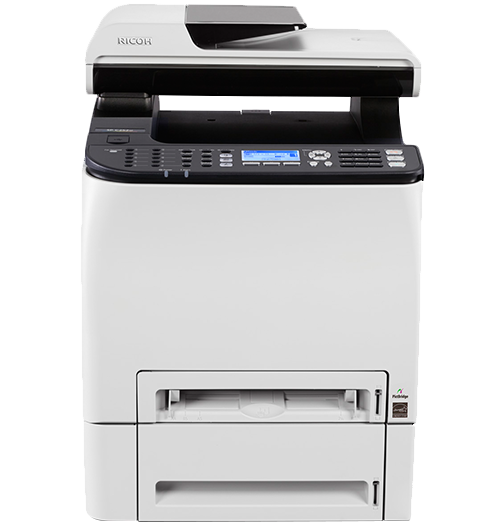 RICOH SP C252SF Color Laser Multifunction Printer
