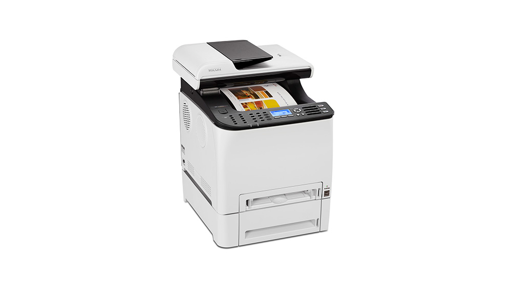 SP C252SF Color Laser Multifunction Printer | Ricoh USA