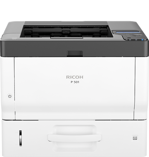 RICOH P 501 Black and White Printer