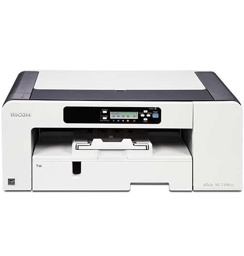 RICOH SG 7100DN Color GELJET™ Inkjet Printer