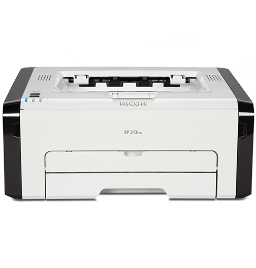 RICOH SP 213Nw Black and White Laser Printer