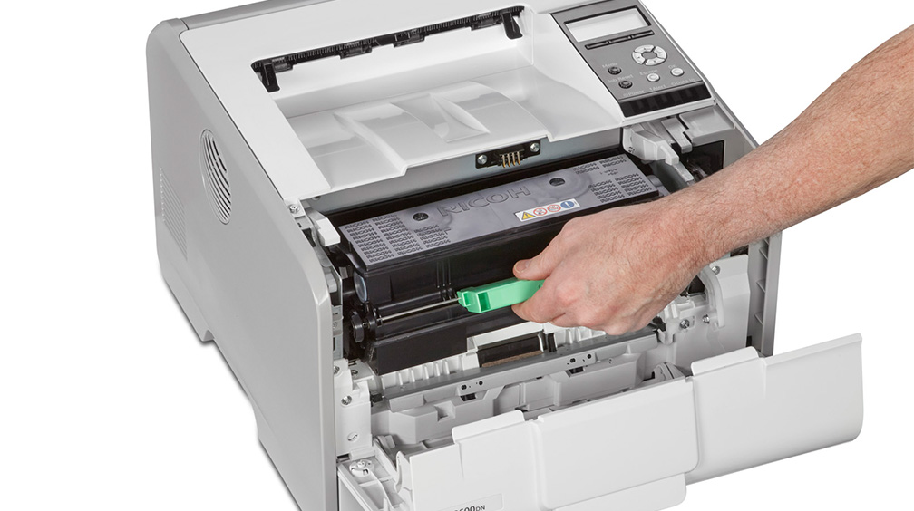 SP 3600DN Black and White Printer | Ricoh USA