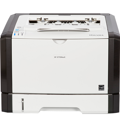 RICOH SP 377DNwX Black and White Laser Printer - 408151