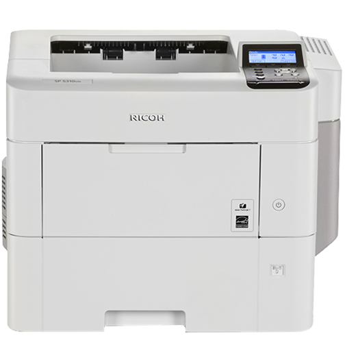RICOH SP 5310DN Black and White Laser Printer - 407819