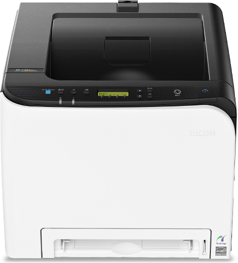 RICOH SP C261DNw Color Laser Printer