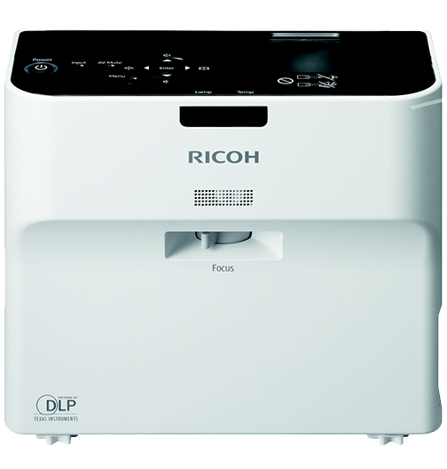 RICOH PJ WX4130N Ultra Short Throw Projector