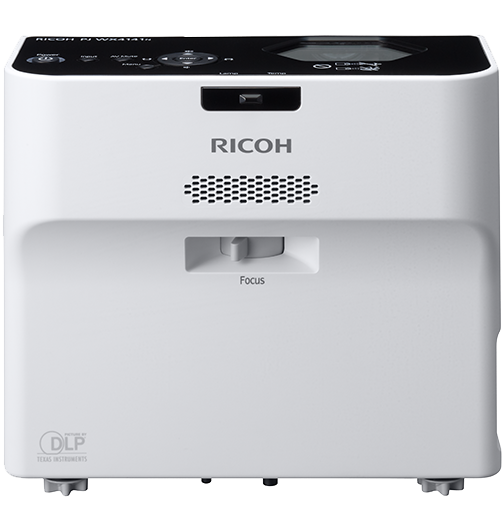 RICOH PJ WX4141NI Ultra Short Throw Projector