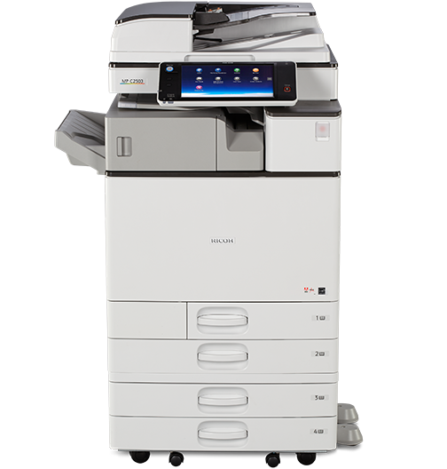 RICOH MP C2003 Color Laser Multifunction Printer - 417253