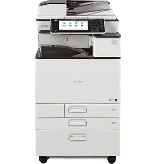 RICOH MP C2503 Color Laser Multifunction Printer - 417254