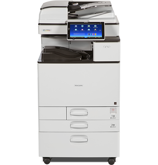 RICOH MP C2504ex Color Laser Multifunction Printer-418024