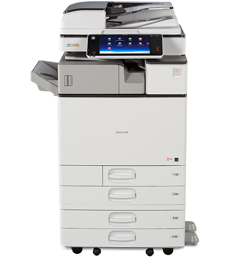 RICOH MP C3003 Color Laser Multifunction Printer - 416502