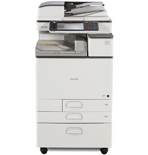 RICOH MP C3503 Color Laser Multifunction Printer - 416509