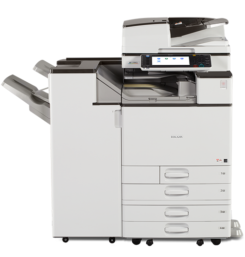 RICOH MP C4503 Color Laser Multifunction Printer - 416518