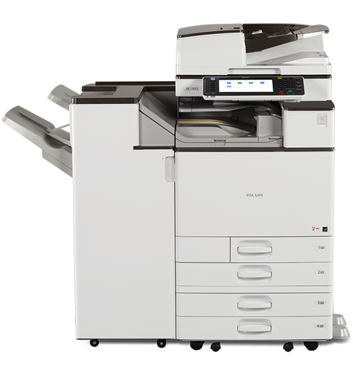 RICOH MP C5503 Color Laser Multifunction Printer - 416525