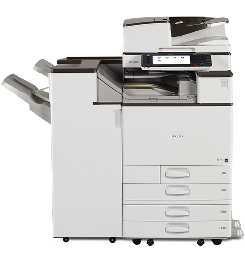 RICOH MP C6003 Color Laser Multifunction Printer - 416534