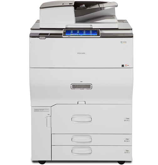 RICOH MP C6503 Color Laser Multifunction Printer - 417667