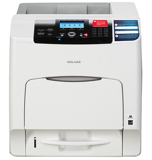 RICOH SP C431DN-HS Color Laser Printer - 406882