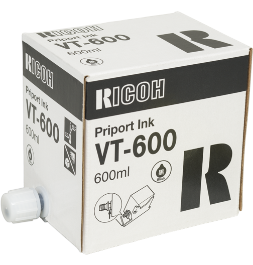 RICOH Black Priport Ink - 817101