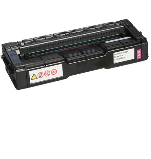 RICOH Magenta  Print Cartridge AIOSP C252HA - 407655