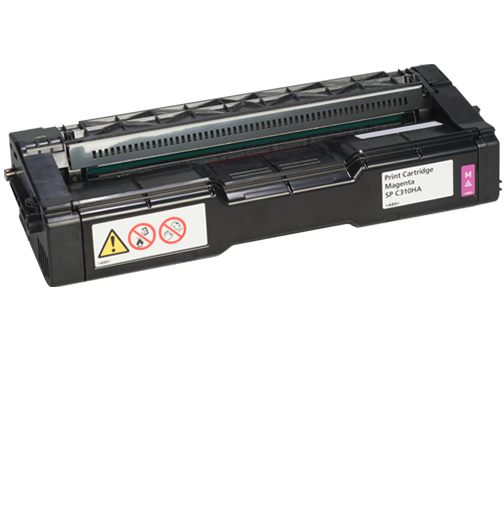RICOH Magenta  Print Cartridge AIOSP C310HA - 406477