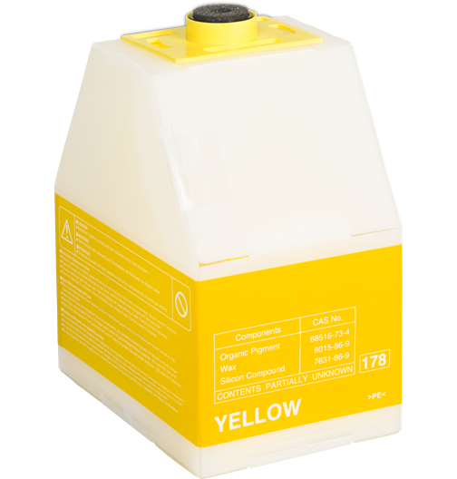 RICOH Type 160 Yellow Toner Cartridge - 888443