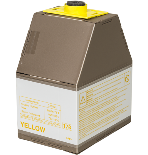 RICOH Type R1 Yellow Toner Cartridge - 888341